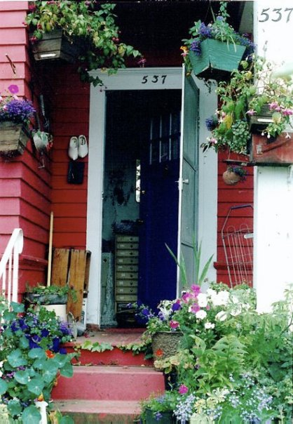front porch summer 1990