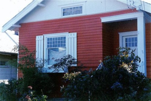 bought the house in 1979 from my family after my grandmother went into a nursing home; she died in 1980.