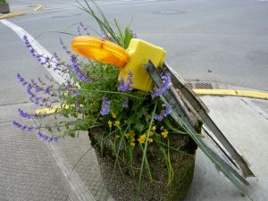 Ilwaco planter