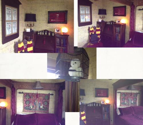 JK Rowling room