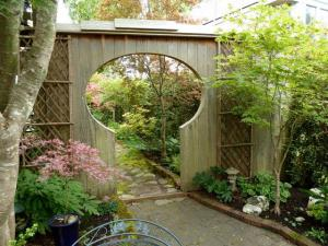 ..and through the moon gate.