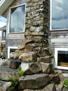 planted chimney