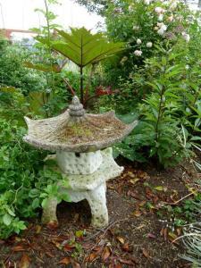 Ruth's Japanese lantern