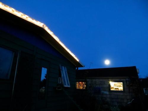 26 November, full moon