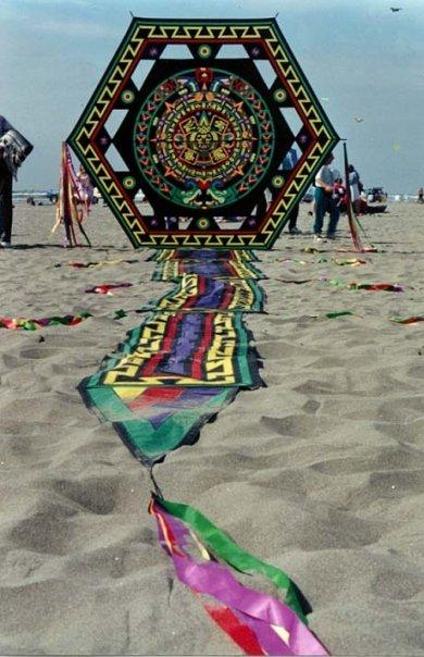 Aztec Calender by Michael Alvarez