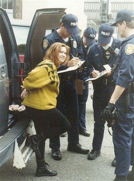 another arrest