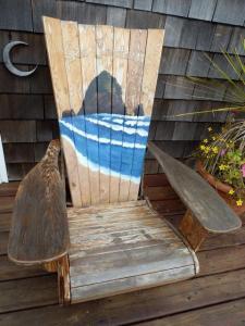 Haystack Rock porch chair