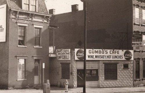 Gumbo's Cafe