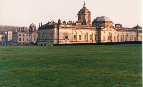 Castle Howard.  I have touched it.