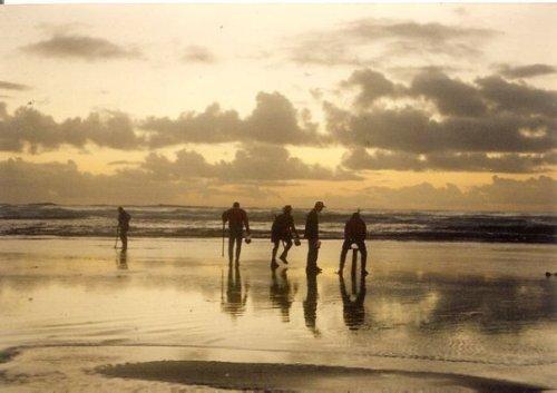clam tide