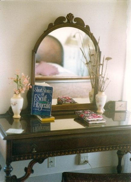 F Scott Fitzgerald room