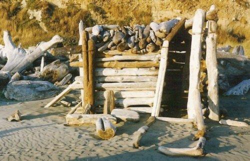 Cape Blanco fortress