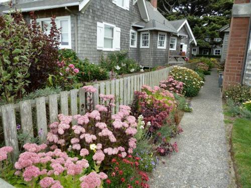 Cannon Beach Cottage Amp Garden Tour Second Interlude