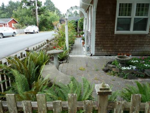 an ideal garden