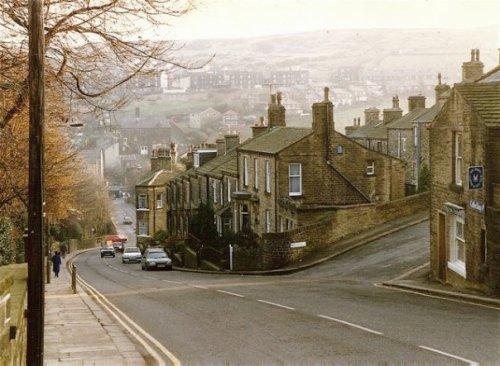 Haworth hills