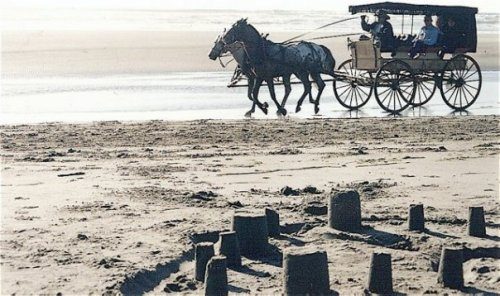 castles and carriage