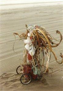 kelp cart
