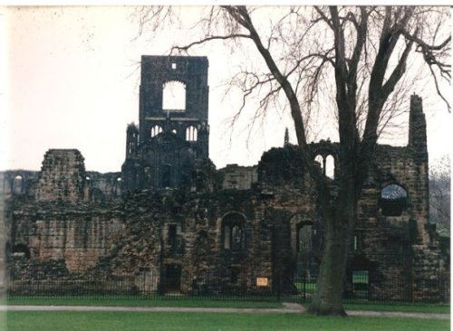 Kirkstall Abbey, Leeds, from the 1200s