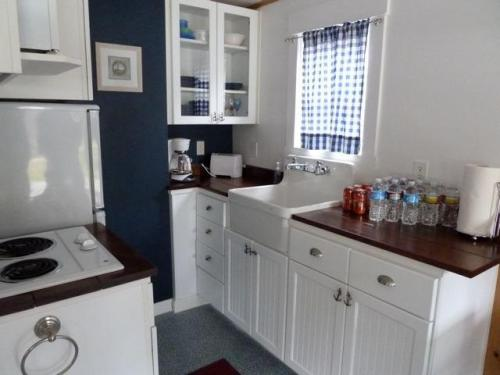 and another kitchen