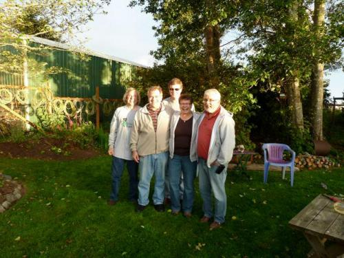 Allan, Larry, Robert, Judy, Tom