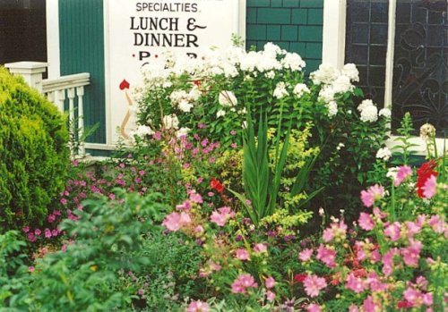 late summer, Shelburne 2000