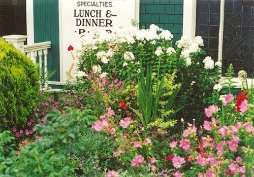 late summer, Shelburne 2000