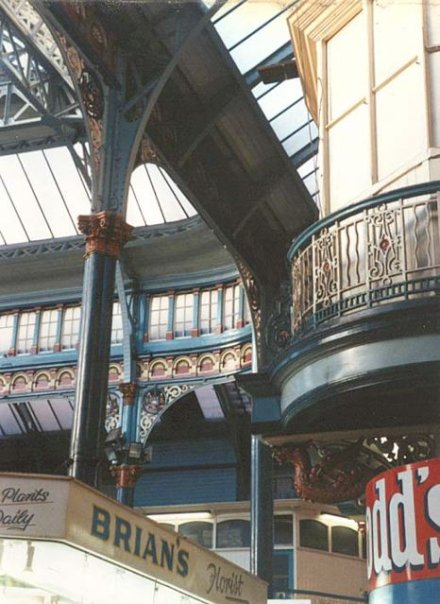 in the Leeds Market