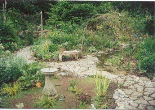 lower garden summer '97