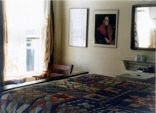 Meridel LeSuer room (now a different author)