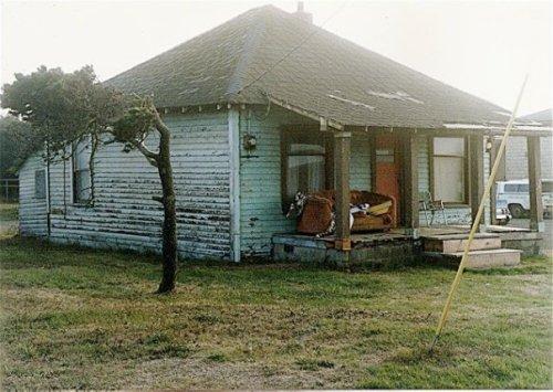 old house near the SBH