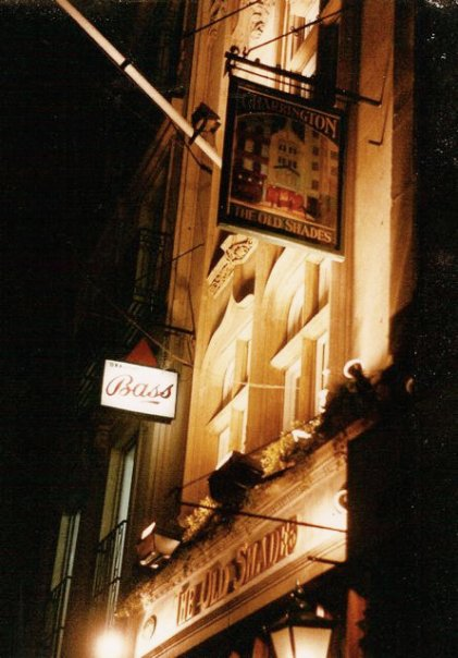 Olde Shades pub