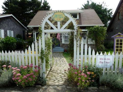 Quincy Cottage: the stuff of dreams