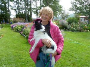 topiary artist Sarah Sloane