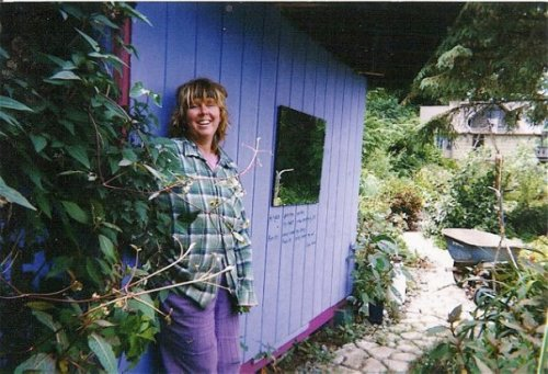 the purple shed, summer '98