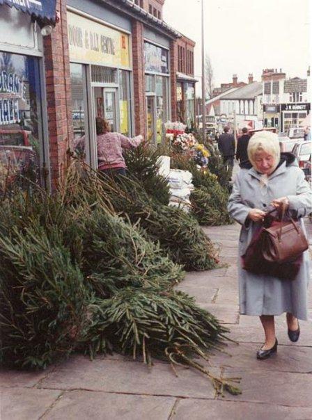 shopping in Chapel Allerton
