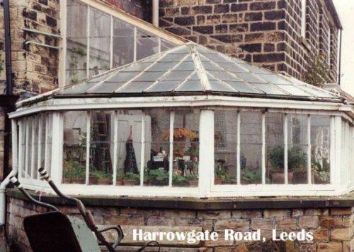 on Harrogate Road