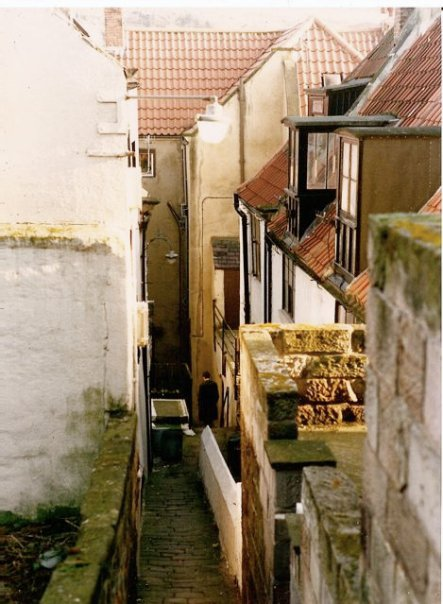 another tiny alley
