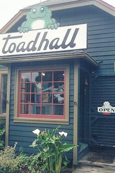 toadhall coffee shop