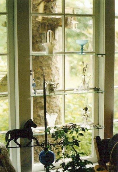 Oysterville window