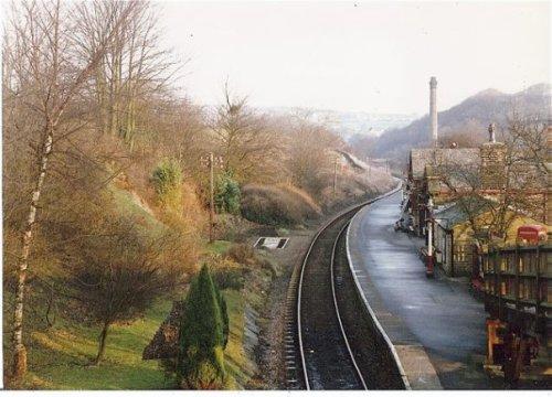 Haworth train station
