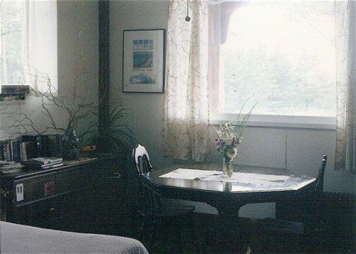 apartment three, one bedroom