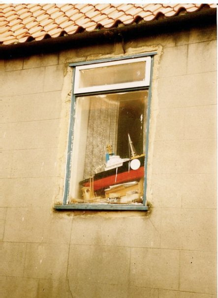 window with ship