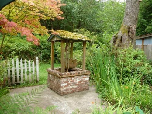 wishing well