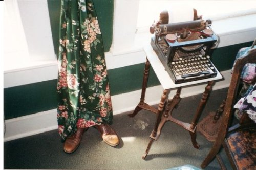 Agatha Christie room