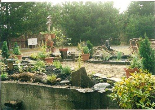 Arcadia garden
