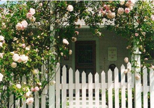 Bev's entryway