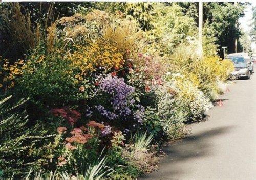 a well known garden