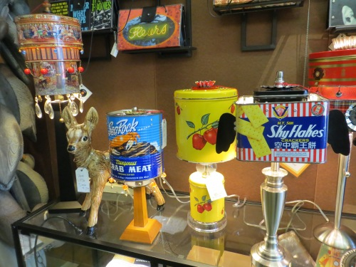 NIVA owner/artist Heather Ramsay makes these wonderful lamps.