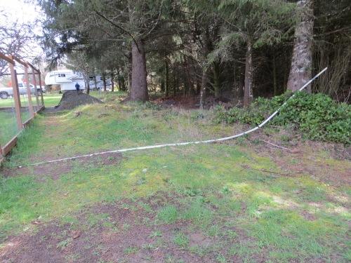 rough lawn