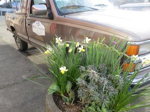 Olde Towne planter